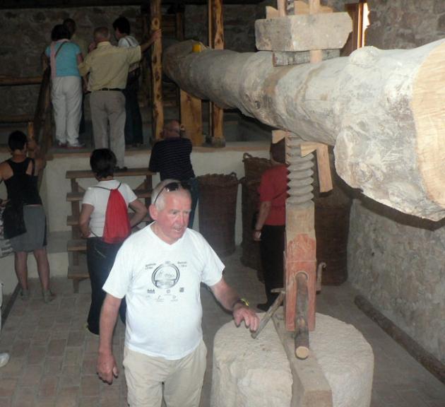 Visita enológica al lagar de San Esteban