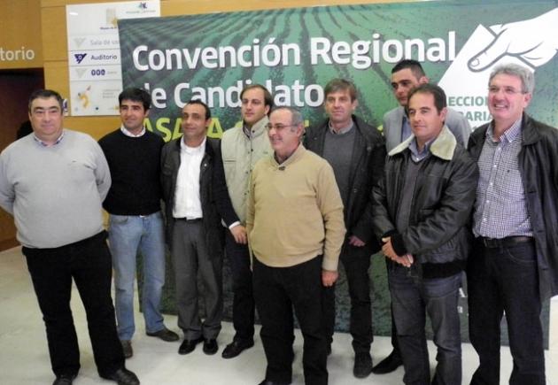 Candidatos en Castilla y León