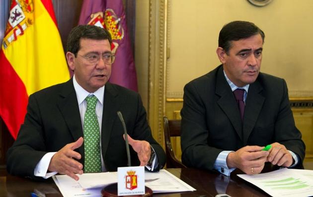 César Rico y Antonio Pardo
