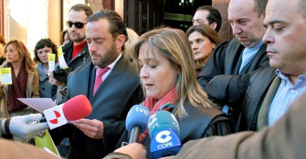 Soledad Borque, decano de los abogados sorianos