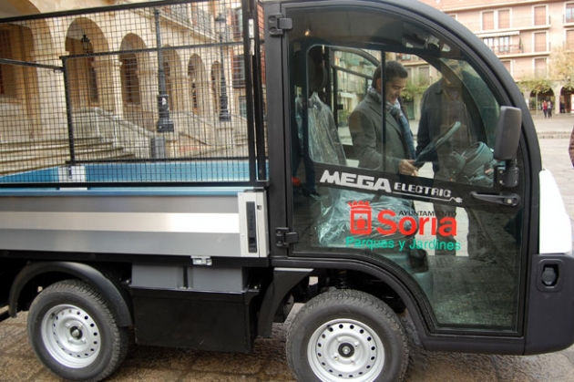 Nuevo vehículo eléctrico