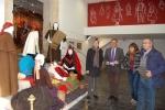 Pardo visita el Museo del Traje