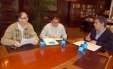 Reunión de los tres ayuntamientos