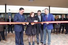 Inauguración del Centro de Usos Multiples