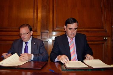 Francisco Rubio y Antonio Pardo