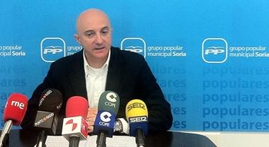 El concejal Gómez Cobo