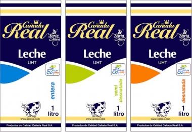 Nuevos envases de Cañada Real