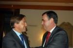 Martínez junto a Pardo
