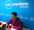 El concejal Javier Sanz