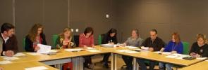 Reunión en Valladolid