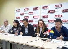 Paco León, Ana Romero, Vicente Andrés, Angélica Salmón y José A. Bartolomé
