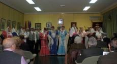 Actuación del Club de la Zarzuela