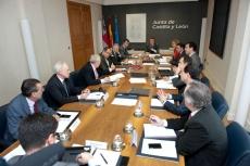 Comisión de Coordinación Territorial de la Junta