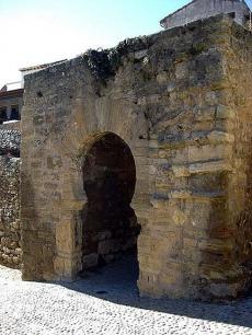 Puerta emiral de Ágreda