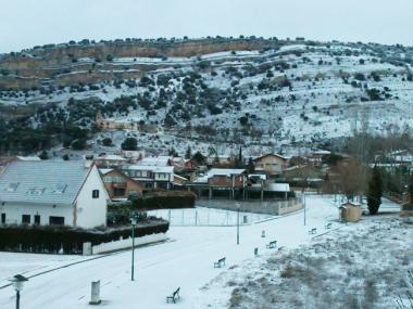 Fuentetoba y el Pico Frentes