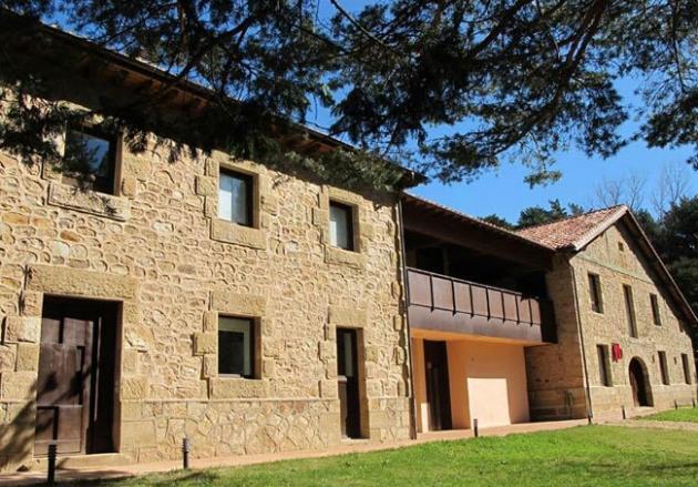 Casa de la Reserva de Urbión
