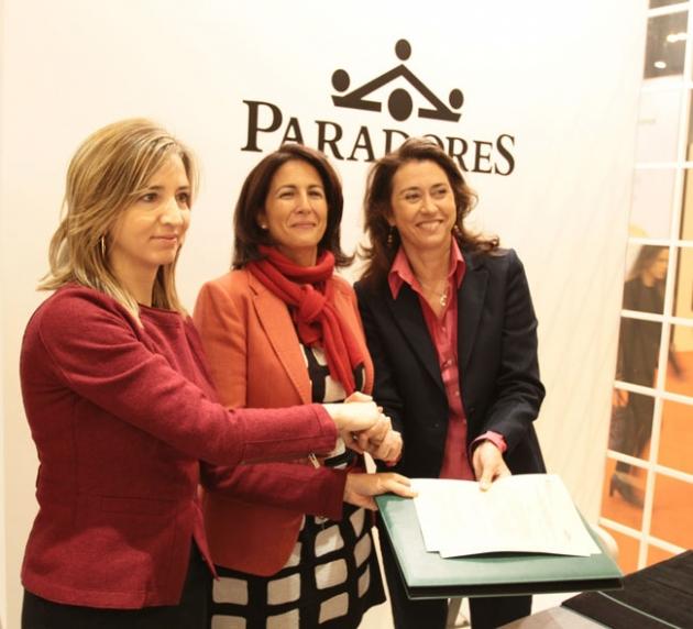 Acuerdo Junta-Paradores