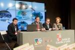 Presentación del turismo de Soria en Fitur 2013