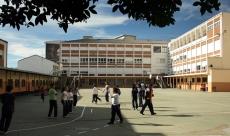 Patio de las Escolapias en Soia