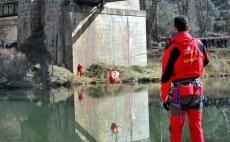 Rescate sobre el río Duero