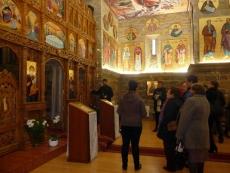 Iglesia ortodoxa de Barañain