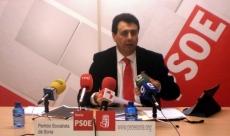 Lavilla, este lunes en el PSOE