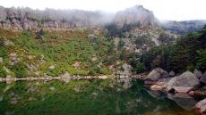 Imagen de la Laguna Negra