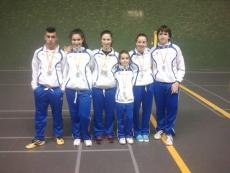 Integrantes del badminton soriano