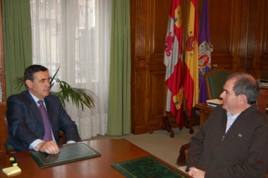 Antonio Pardo y Fernando Marín