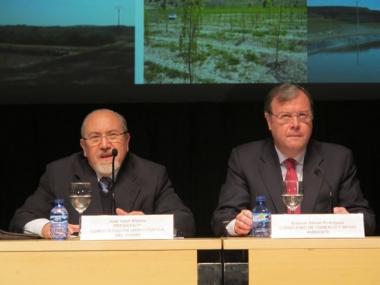 José Valín y Antonio Silván