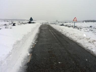 Carretera a Cueva, el martes 26