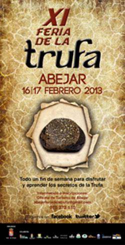 Foto 1 - Abejar celebra este fin de semana la XI Feria de la Trufa Negra