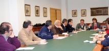 Reunión del consejo taurino