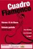 Cartel del cuadro flamenco