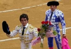 Rubén Sanz en la feria de San Juan