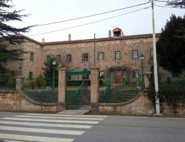 Residencia de El Royo