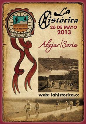 Cartel de La Histórica