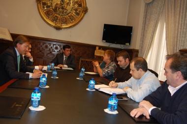 Reunión de los grupos de acción local de la provincia