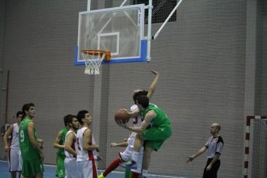 Acción del jugador Gonzalo Gómara