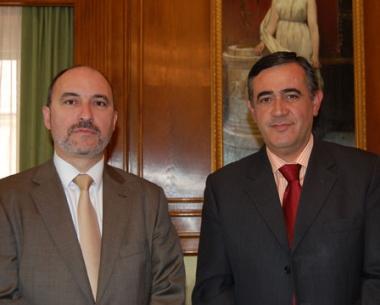 J.Vicente Forner y Antonio Pardo