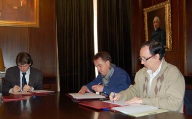 Los alcaldes de Soria, Golmayo y Los Rábanos