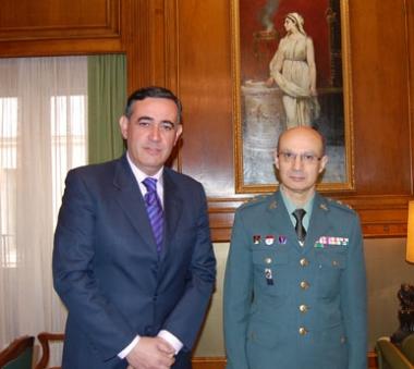 Antonio Pardo y José Manuel Santiago