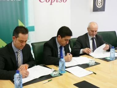 Blanco, Martínez y García, en la firma