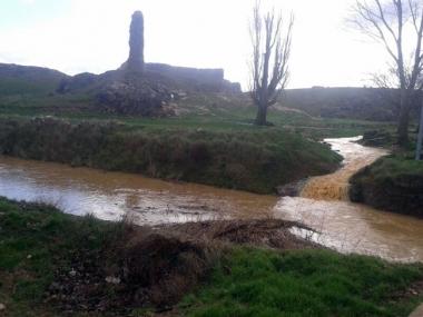 Aspecto del río Rituerto en Jaray