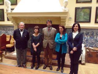 Encuentro en Segovia