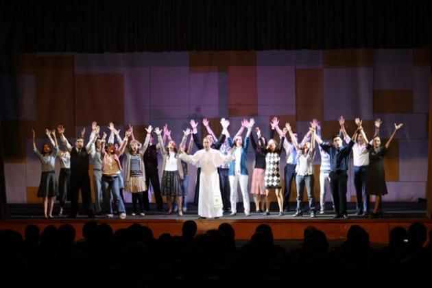 Imagen del musical