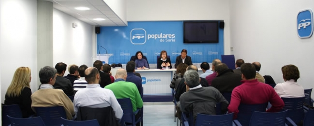 Comisión de MMAA del PP
