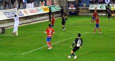 Empate del Girona, gol de José