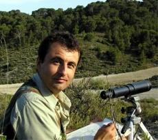 El autor, Santiago Osácar