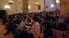 Público asistente en la Tirso de Molina